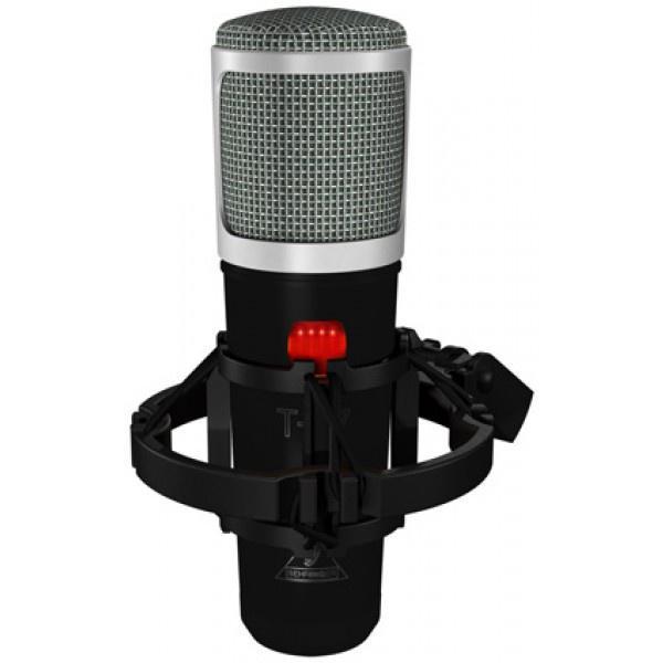 BEHRINGER T-47 Ламповый студийный конденсаторный микрофон