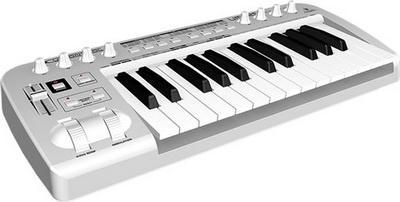 Behringer U-CONTROL UMX 25 - USB/MIDI-клавиатура с аудиоинтерфейсом.