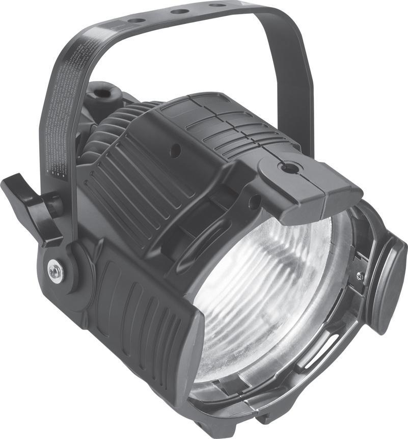 Behringer UP 1200 ULTRAPAR PAR прожектор с 4-мя сменными линзами