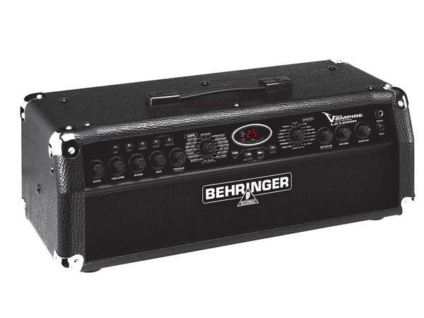 Behringer V-AMPIRE LX 1200H гитарный уселитель