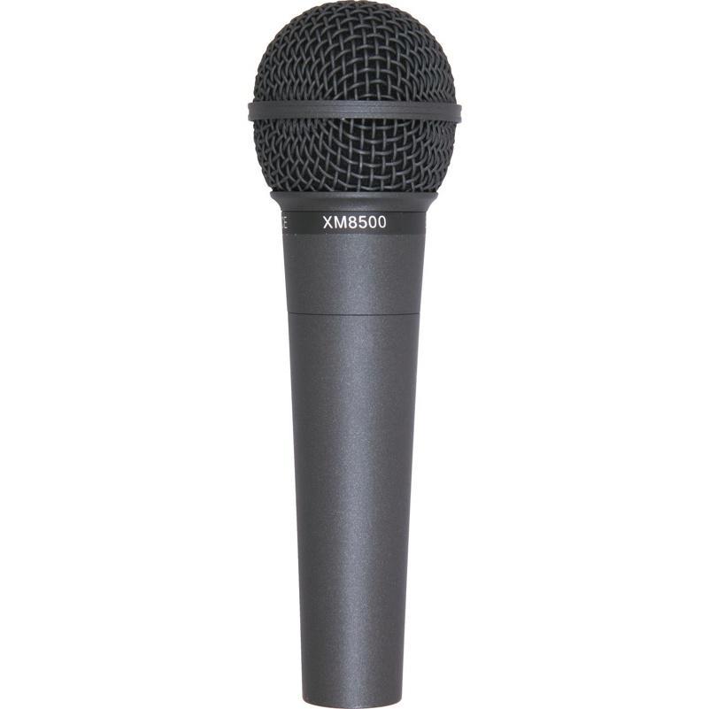 Behringer XM 8500 ULTRAVOICE Вокальный кардиоидный динамический микрофон