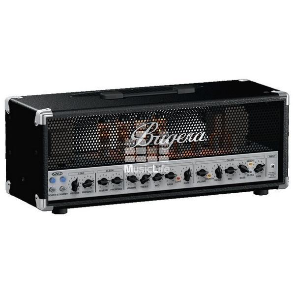 Bugera 6260 ламповый гитарный усилитель