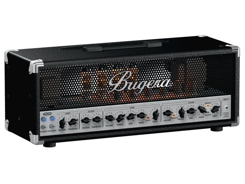 Bugera 6262 ламповый гитарный усилитель
