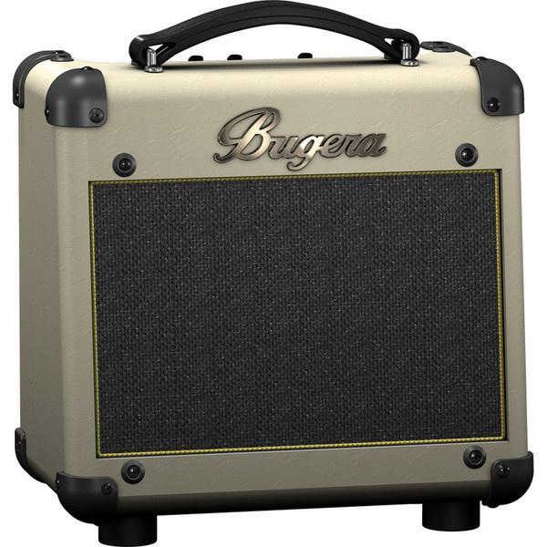 Bugera BC15 15-ваттный 2-канальный гитарный комбоусилитель