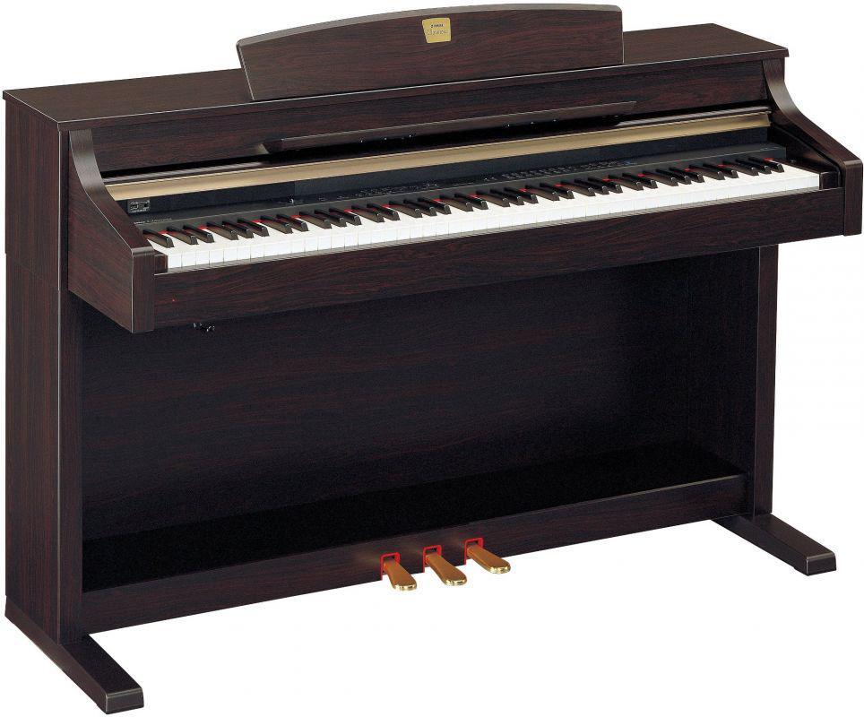 Цифровое пианино Yamaha CLP 430 (фортепиано цифровое) Цвет коричневый, Черный, белый