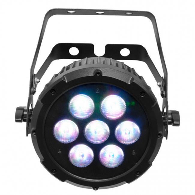 Классическое световое оборудование Chauvet COLORdash Par Quad 7