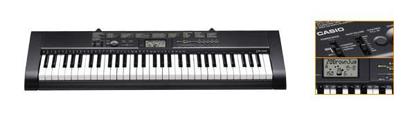 Синтезатор Casio CTK-1100