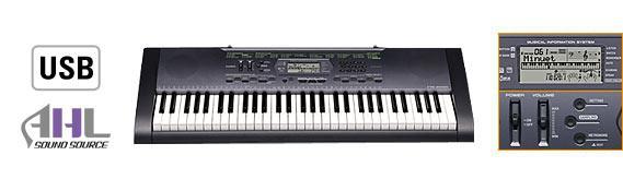 Cинтезатор Casio СTK-2000