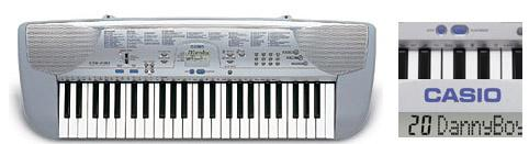 Синтезатор Casio CTK-230 Adapter Plus