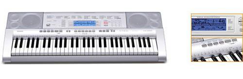 Синтезатор Casio CTK-4000 Adapter Plus