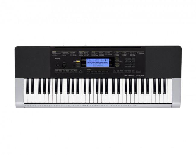 Синтезатор Casio CTK- 4400