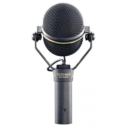 Electro-Voice N/D 468 Динамический суперкардиодрый инструментальный микрофон