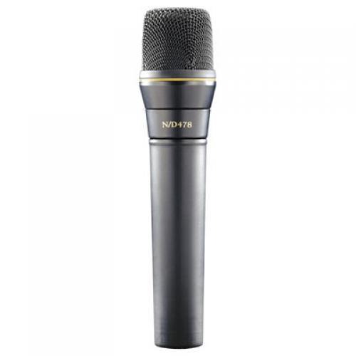 Electro-Voice N/D 478 Динамический кардиодный микрофон