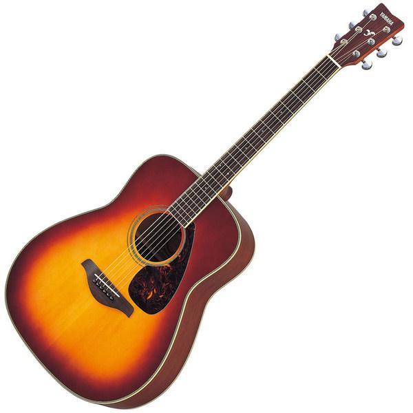 Гитара акустическая Yamaha F370 TBS