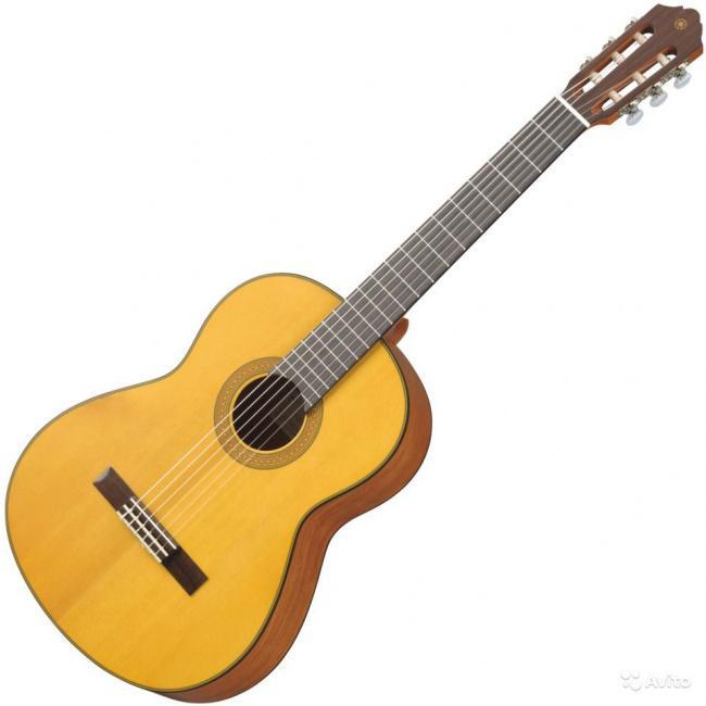 Гитара классическая Yamaha CG122MS
