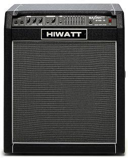 HIWATT B100 15 Mark II профессиональный усилитель для бас гитары