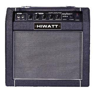 HIWATT B15/ 8 MARK II профессиональный усилитель для бас гитары