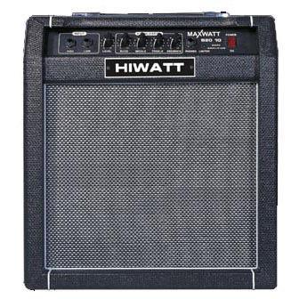 HIWATT B20 /10 MARK II профессиональный Усилитель для бас гитары