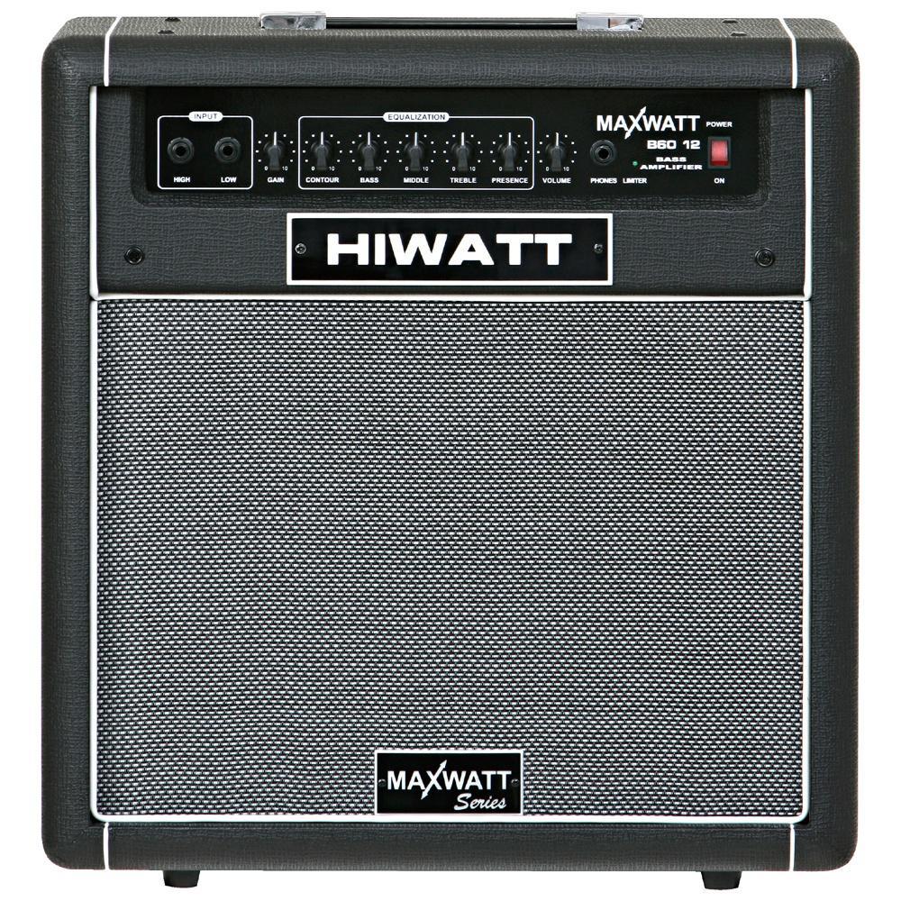 HIWATT B60 10 Mark II профессиональный усилитель для бас гитары
