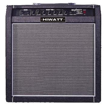 HIWATT B60/ 12 MARK II профессиональный усилитель для бас гитары