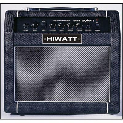 HIWATT G15/ 8 профессиональный комбоусилитель для электрогитары