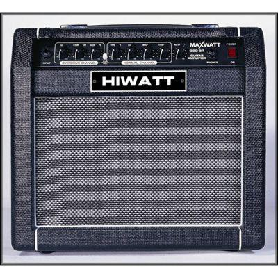 HIWATT G20/ 8 R профессиональный комбоусилитель для электрогитары