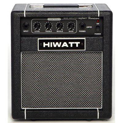 HIWATT HURRICANE профессиональный Усилитель для бас гитары