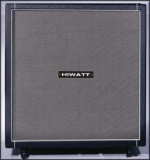 HIWATT M412 cabunet профессиональный гитарный кабинет