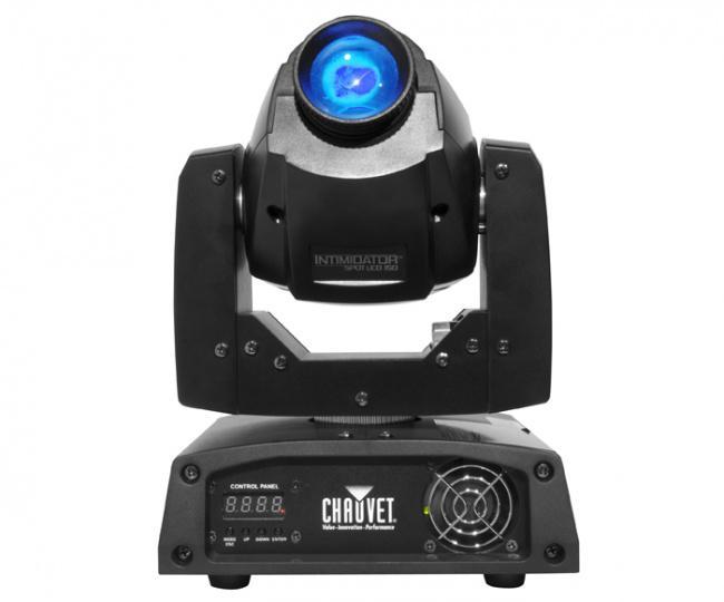 Интеллектуальное световое оборудование Chauvet Intim Spot LED 250