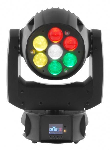 Интеллектуальное световое оборудование Chauvet Intimidator Wash Zoom 350 IRC