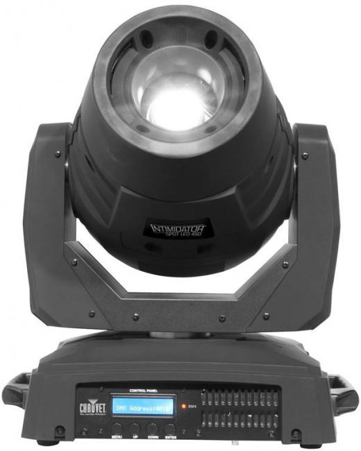 Интеллектуальное световое оборудование Chauvet IntimSpot LED 450