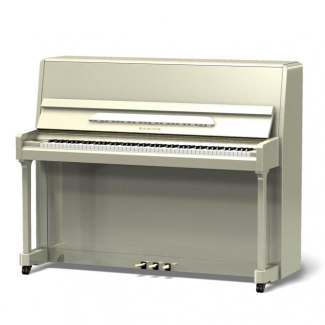 Акустическое пианино Samick JS118D/WHHP