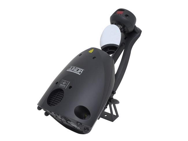Интеллектуальное световое оборудование GLP JUNIOR SCAN 2 (black)