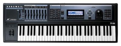Синтезатор Kurzweil К2661