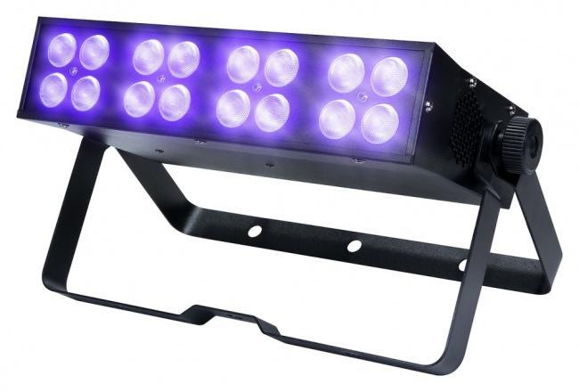 Классическое световое оборудование KAM K-UV 16X3W