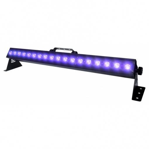 Классическое световое оборудование KAM K-UV 18 X 1W STRIP