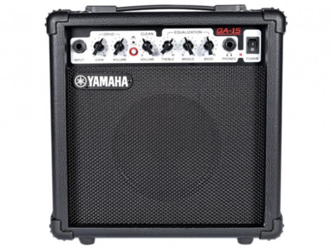 Комбоусилитель для электрогитар Yamaha GA-15
