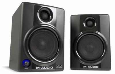 Комплект мониторов ближнего поля M-Audio Studiophile AV40
