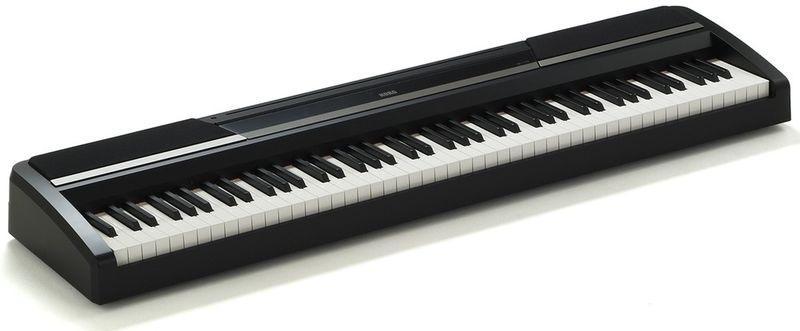 Цифровое фортепиано Korg SP-170S BK (Пианино цифровое)