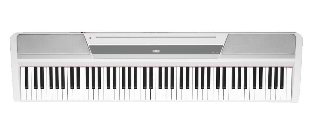 Цифровое фортепиано Korg SP-170S WH (Пианино цифровое)