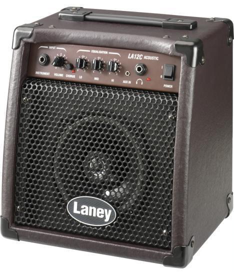 LANEY LA12C профессиональный комбоусилитель для акустических гитар