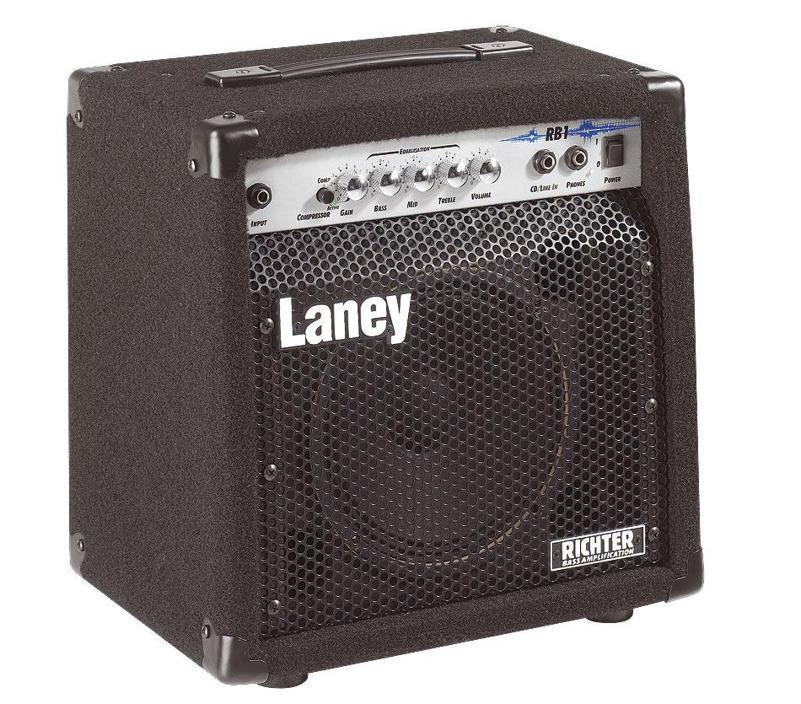 LANEY RB1 профессиональный бас-гитарный комбоусилитель