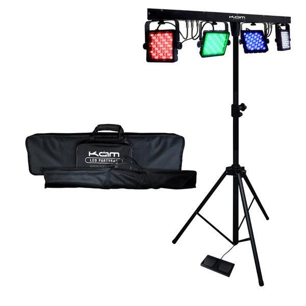 Классическое световое оборудование KAM LED Partybar V2