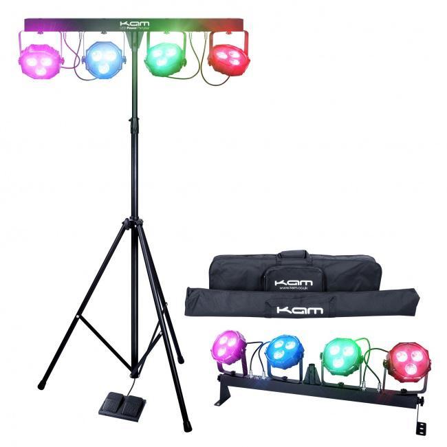 Классическое световое оборудование KAM LED Power Partybar