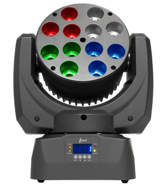 Интеллектуальное световое оборудование Chauvet Legend 412 RGBW
