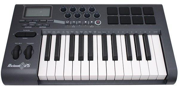 M-Audio Axiom 25 MIDI клавиатура