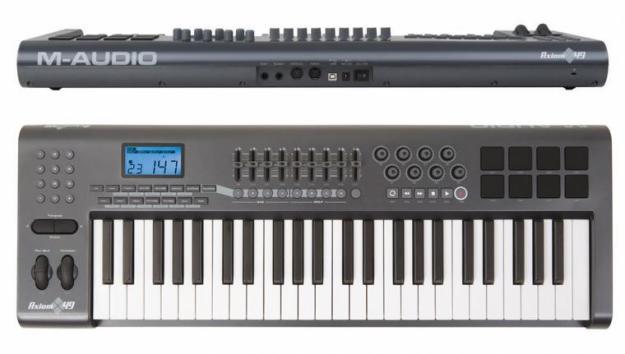 M-Audio Axiom 49 MIDI клавиатура