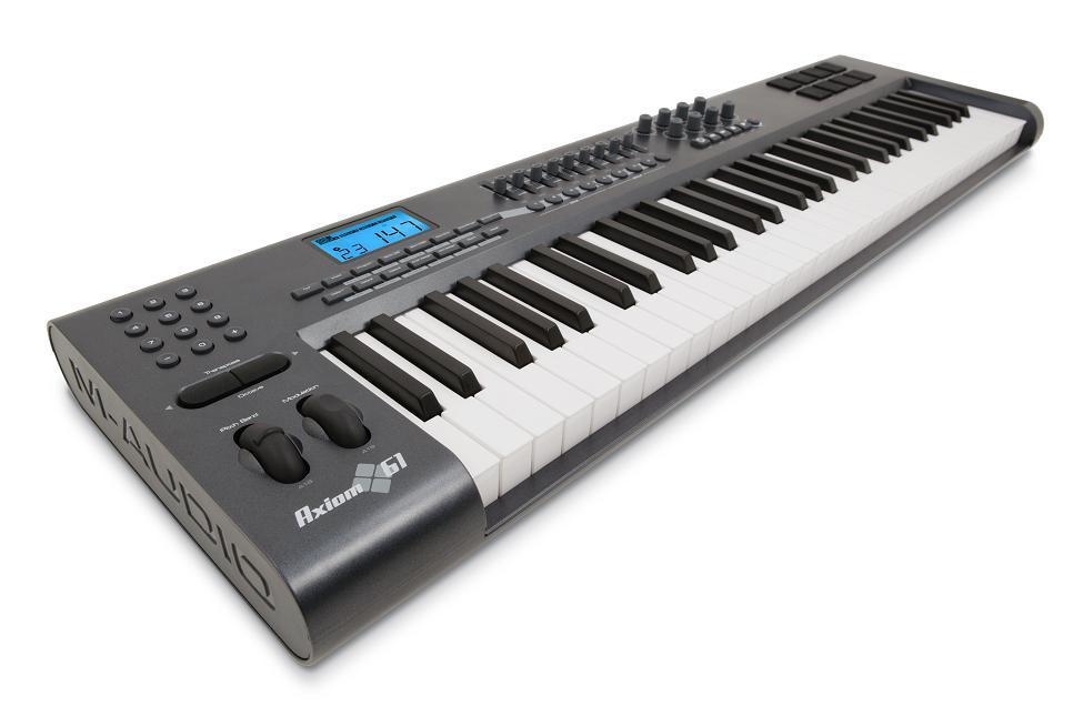 M-Audio Axiom 61 MIDI клавиатура