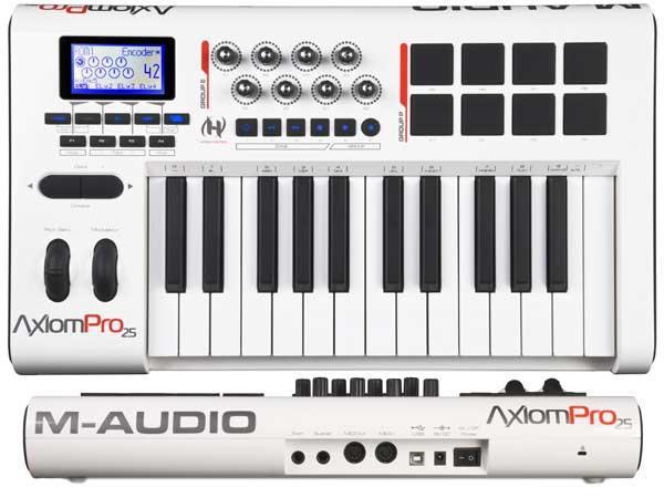 M-Audio Axiom Pro 25 MIDI Клавиатура