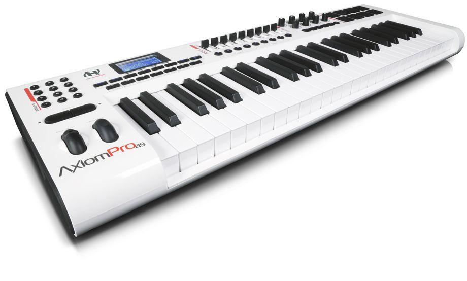M-audio Axiom pro 49 MIDI клавиатура